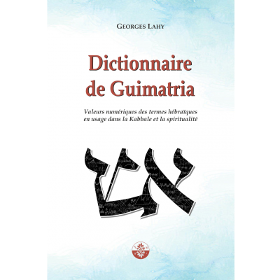 Dictionnaire de Guimatria