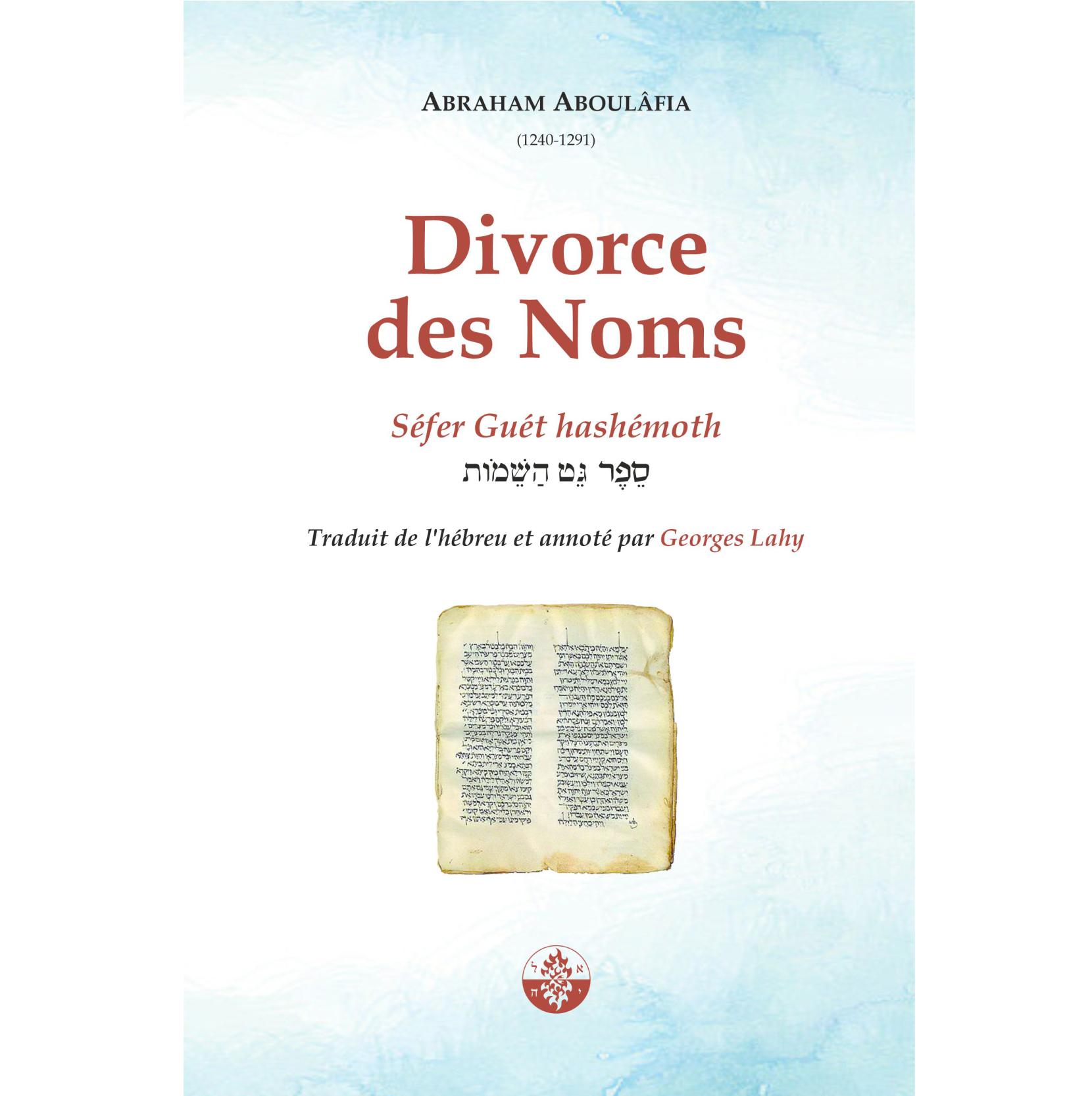 Divorce des noms